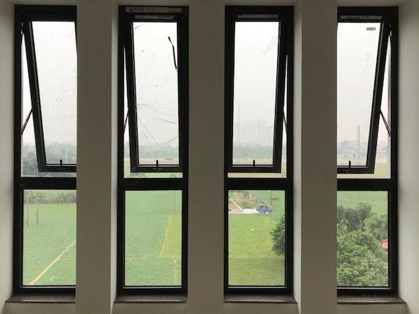 Tìm hiểu cửa sổ Xingfa mở hất P14