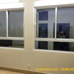 Cửa sổ mở lùa 2 cánh nhôm Xingfa