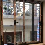 Cửa sổ mở lùa 4 cánh nhôm Xingfa
