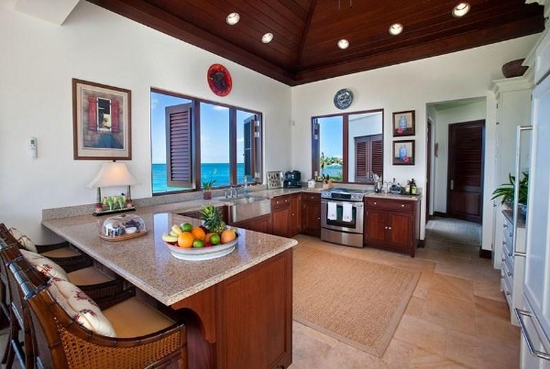 Chọn cửa phòng bếp như thế nào?